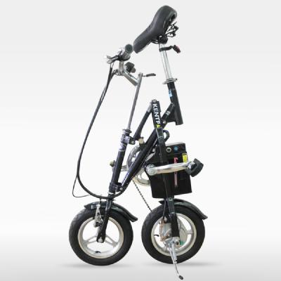 電動摺疊自行車(12吋) 3