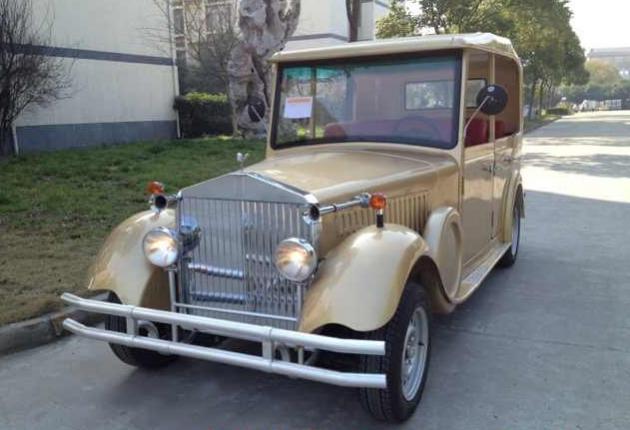 SUN6060K老爺車(6人座) 5