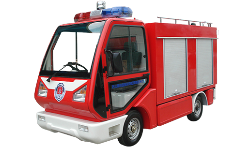 SUN6030F 消防車 1