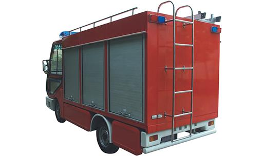 SUN6030F 消防車 2