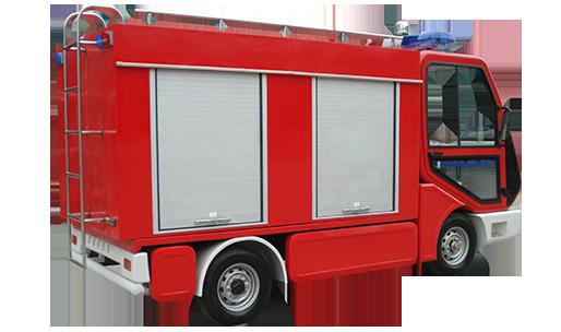 SUN6030F 消防車 3